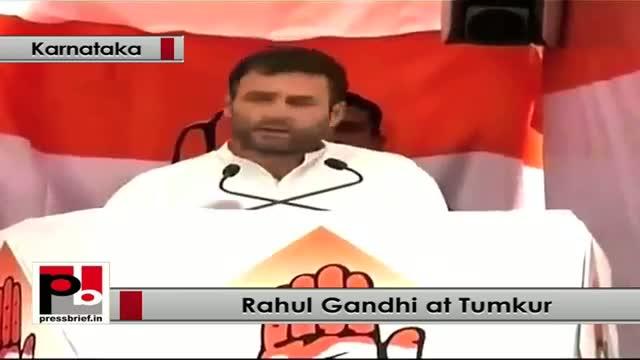 Rahul Gandhi: I became bold and the boy ran away eventually