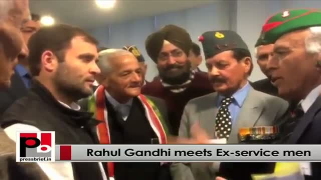 Rahul Gandhi: I understand your concerns. You give your life for the country