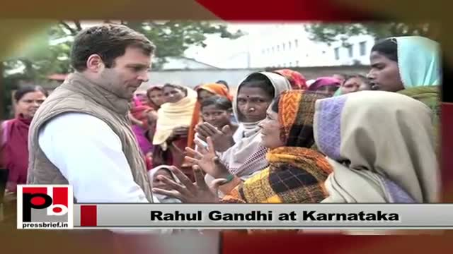 Rahul Gandhi: I stand for women empowerment throughout the country
