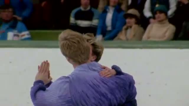 Torvill and Dean's Relive Their Unforgettable Bolero - Ice Dancing - Sarajevo 1984 - Olympic Rewind