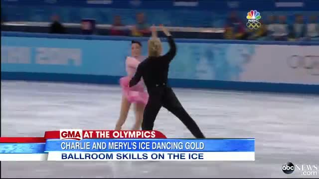 Sochi Winter Olympics 2014: 'Dancing With the Stars' Choreographer Makes History With US Ice Dancers