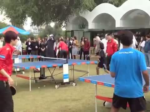 Chinese National Team Challenge at Safa Park