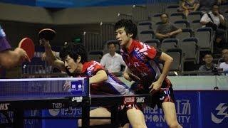 Qatar Open 2014 Highlights: Jung Young Sik/Kim Donghyun vs Jonathan Groth/Kasper Sternberg Video