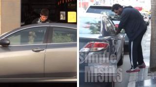 Breaking Into A Car: White Guy Vs. Black Guy