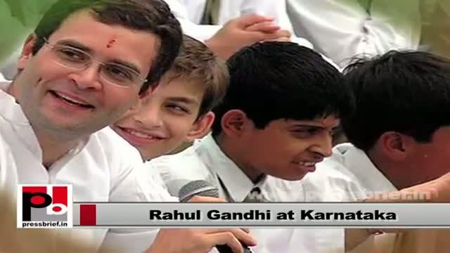 Rahul Gandhi: Women are being suppressed everywhere