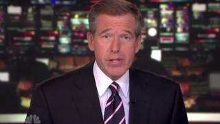 News Anchor Brian Williams Sings Rappers Delight