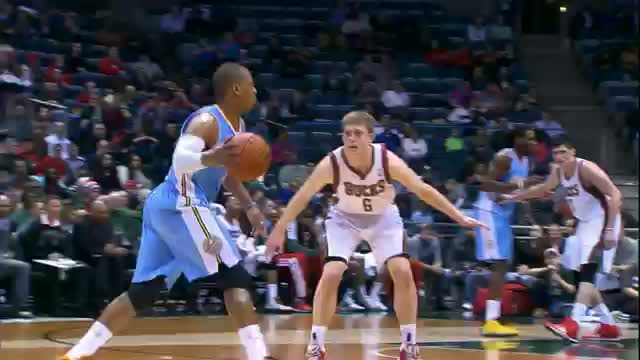 NBA: Giannis Antetokounmpo Makes the Sick Steal and Smash
