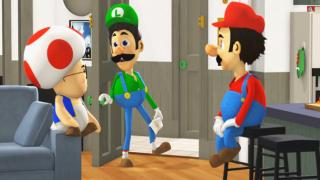 Mario Seinfeld - A Parody About Nothing