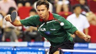 Qatar Open 2014 Highlights: Vladimir Samsonov vs Joao Monteiro