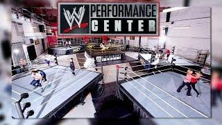 Welcome to the WWE Performance Center: WWE Performance Center tour - Part One
