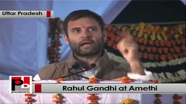 """Rahul Gandhi: """"I will fight for you and stand by you always"""""""