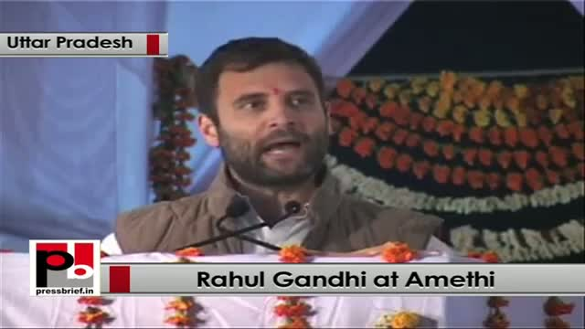Rahul Gandhi: Rajiv Gandhi ji was my father and he was close with you people too