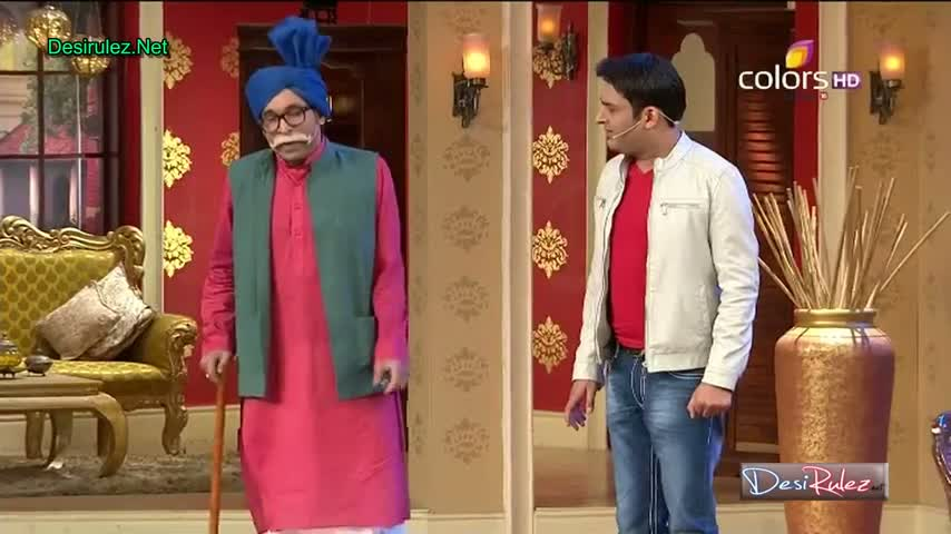 Comedy Nights with Kapil - Malaika Arora Khan & Kirron Kher - 23rd February 2014 - Part 2/4