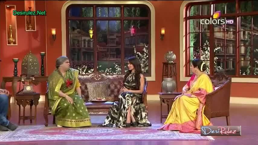 Comedy Nights with Kapil - Malaika Arora Khan & Kirron Kher - 23rd February 2014 - Part 3/4