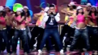 Zee Cine Awards 2014 - Yo Yo Honey Singh Performance Includes Six Songs Back To Back - 23rd February 2014