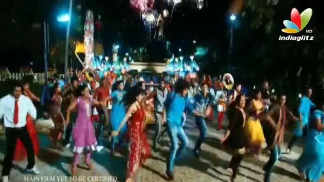 Ennamo Edho Trailer 2 - Gautham Karthik, Prabhu Ganesan, Rakul Preet Singh - Yennamo Yedho