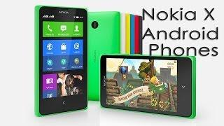 Nokia Android Phone Nokia X X+ and XL my thoughts