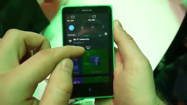 Nokia X and Nokia X+ hands-on