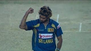 Lasith Malinga's Five wicket haul vs Pak and 250 wickets in ODI (Asia Cup 2014 - 1st ODI, Pak vs SL)