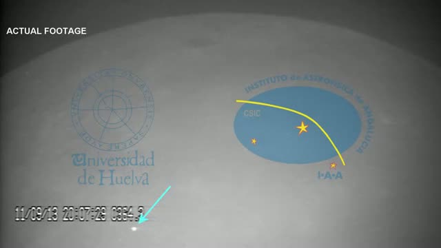 Lunar Impact Blast (Official Video)