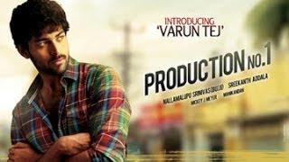 Introducing Varun Tej New Movie Opening Teaser - Telugu Cinema Movies