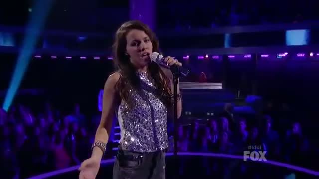 Kristen O'Connor - American Idol 2014 - Turning Tables