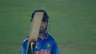 Ajinkya Rahane scores 4th ODI fifty, first against Bangladesh (Asia Cup 2014 - 2nd ODI, Ban vs Ind)