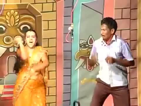 Tamil Village Dance - New Tamil Hot Stage Dance Video video - id  341c929c7434 - Veblr Mobile