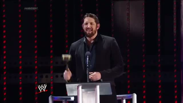 Bad News Barrett has some bad news for Milwaukee: WWE Main Event, Feb. 26, 2014