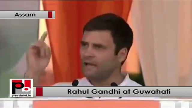 Rahul Gandhi: Leaders cannot reform the world; only people can do so