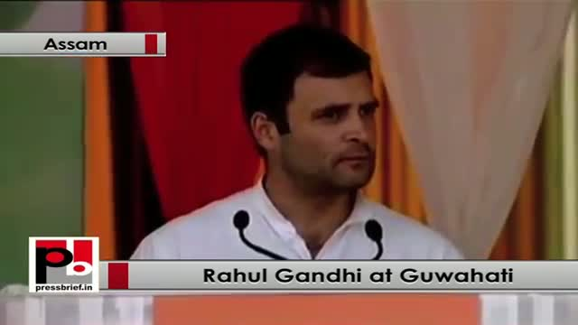 Rahul Gandhi: We want 50% of the members in LS, RS and Assemblies are women