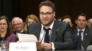 Seth Rogen Testifies At Senate Hearing On Alzheimer's