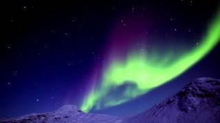 Northern Lights (Aurora) in Greenland