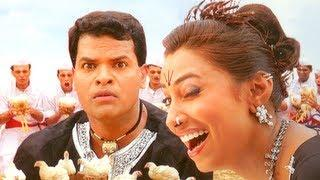 Kombadi Palali - Marathi Superhit Song - Jatra - Kranti Redkar, Bharat Jadhav
