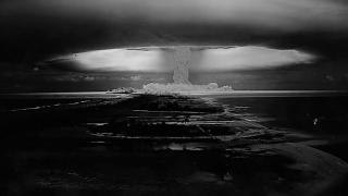 Atomic Bomb Blast With Shock And Effects in HD