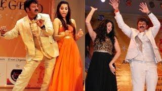 Balakrishna at Dubai Event Photos - Telugu Cinema Movies