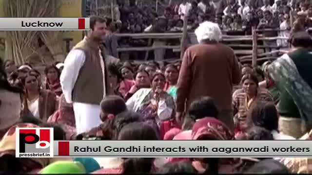 Rahul Gandhi: We can't become superpower unless women are not being empowered