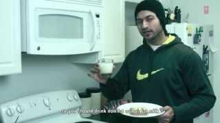 Peanut Butter Banana Bread Toast: Fat Loss Recipe - Guru Mann - Health and Fitness Video