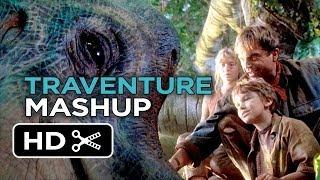 Traventure Mashup - Not All Who wander Are Lost Mashup HD