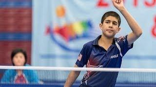 2014 USA Table Tennis National Team Trials Extended Preview