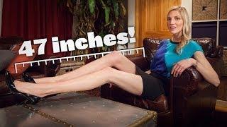New York's Longest Legs: Meet Brooke Banker