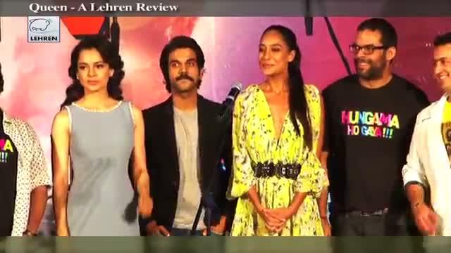 Movie Review Of Queen - Kangana Ranaut