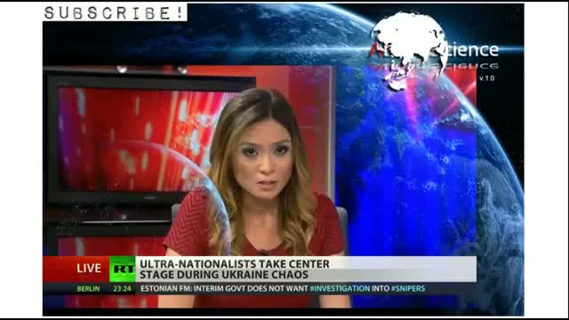 Russia Today TV presenter Liz Wahl quits on air