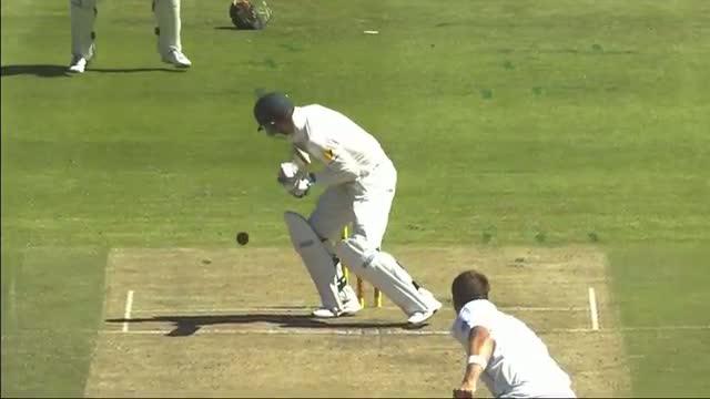 Morne Morkel's deadly deliveries surprises Micheal Clarke (South Africa vs Australia - 3rd Test)