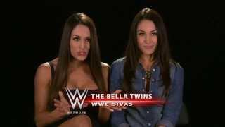 WWE Superstars and Divas talk about the WWE Network original programs they are excited to watch: WWE