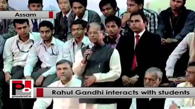 Rahul Gandhi: Everyone should know his right