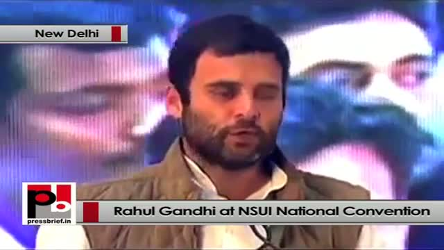 Rahul Gandhi: I also appreciate the initiatives like 'Lead-Campus' and 'Youth Campus'