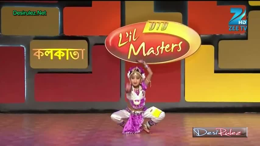 DID L'il Masters (Season 3) - 8th March 2014 (Kolkata Audition) - Part 5/5