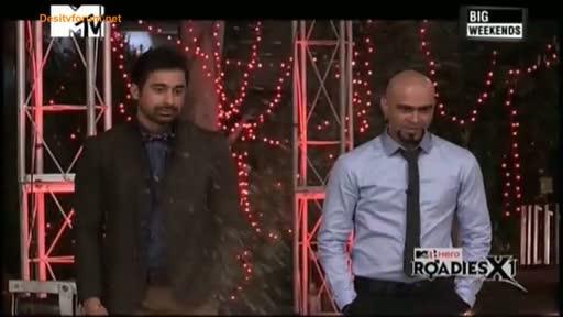 MTV Roadies X1 - 8th March 2014 - Jodhpur Journey - Episode 1 - Part 2/3