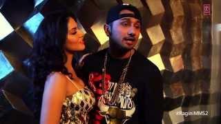 Chaar Botal Vodka Song Making Ragini MMS 2 - Yo Yo Honey Singh & Sunny Leone
